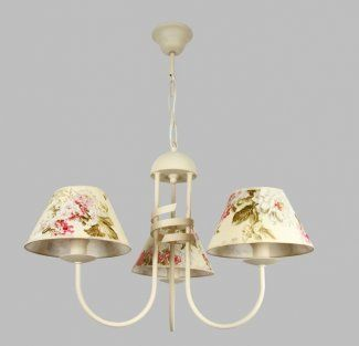 Lampa chabby chic do salonu TESI 3 nr.1555